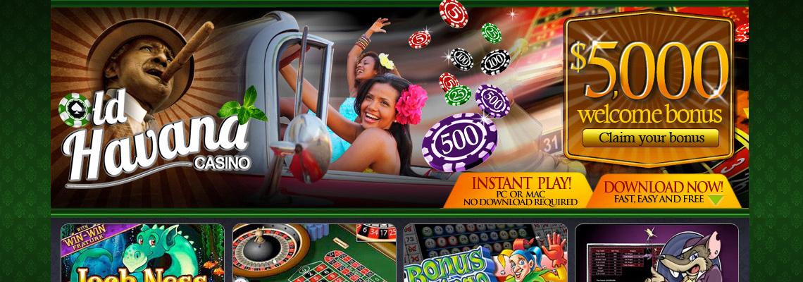 Old Havana Casino 5 Or 10 Minimum Deposit Casino