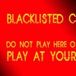 blacklisted minimum deposit casino